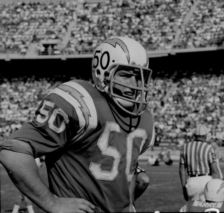 Chuck Allen An Interview with the Chargers Chuck Allen Tales from the AFL