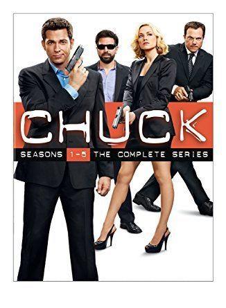 Chuck & Buck Amazoncom Chuck The Complete Series Various Movies TV