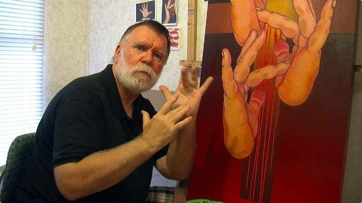Chuck Baird Chuck BairdJesus Deaf Art De39VIA Deaf Artists