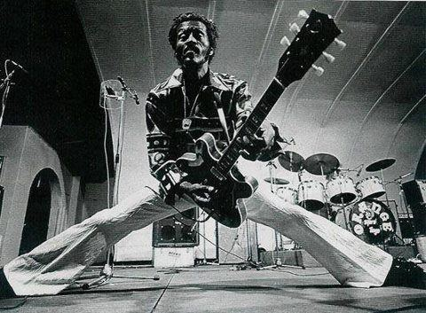 Chuck Berry Berry Charles Edward Anderson Chuck 19262017 The Black Past