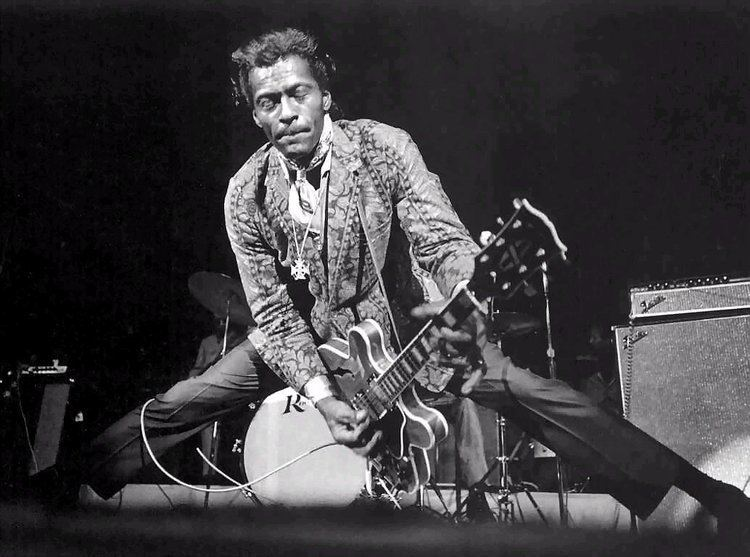 Chuck Berry There Is No Guest List Tonight