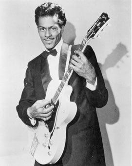 Chuck Berry Happy Birthday to Charles Edward Anderson Berry But you can call