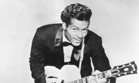 Chuck Berry Chuck Berry is imprisoned Music The Guardian