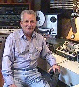 Chuck Cecil (broadcaster) dancinglahomesteadcomfileschuckstudio2jpg