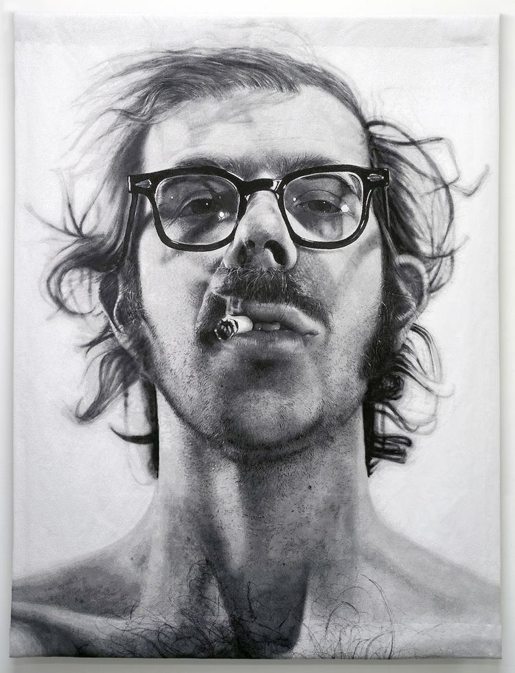 Chuck Close We Talked To Chuck Close About Curating Haiti and