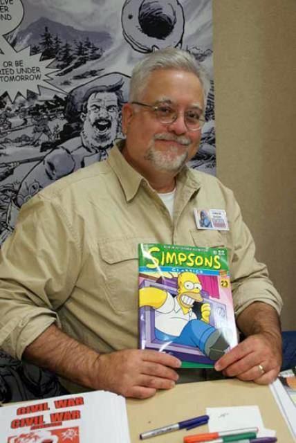 Chuck Dixon Chuck Dixon Person Comic Vine