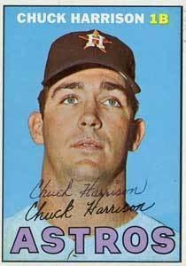Chuck Harrison (baseball) wwwbaseballalmanaccomplayerspicschuckharris