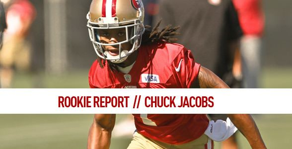 Chuck Jacobs Rookie Report with Chuck Jacobs