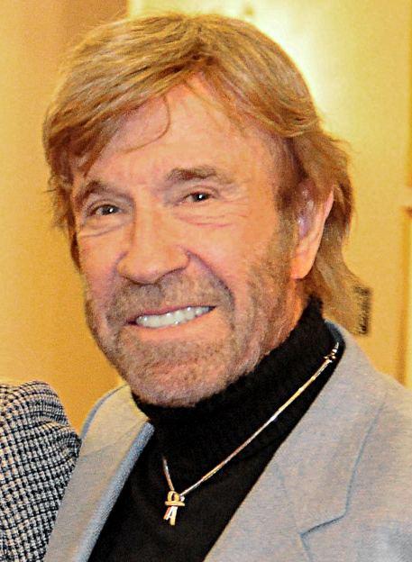 Chuck Norris Chuck Norris Wikipedia the free encyclopedia