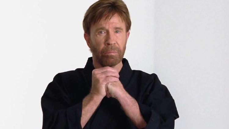 Chuck Norris Chuck Norris amp Yoga PlayBuzz