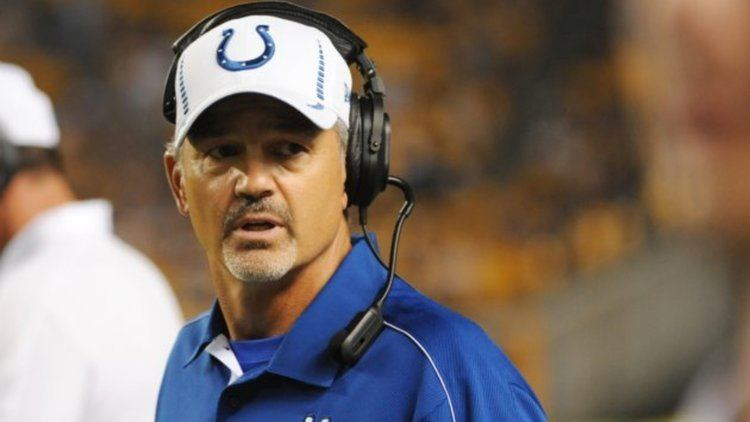 Chuck Pagano Coach39s cancer battle make us all Colts fans www