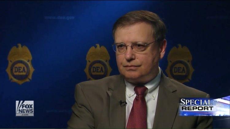 Chuck Rosenberg New DEA Head Says Pot quotIs Dangerousquot Lacks Medical Use