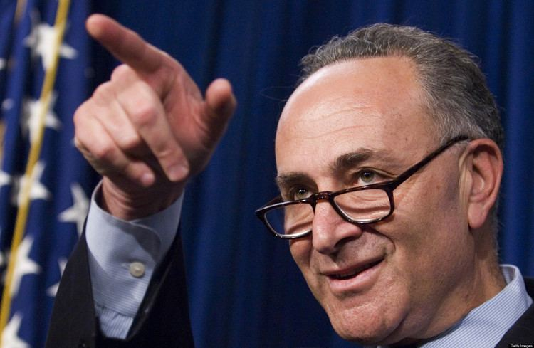 Chuck Schumer Chuck Schumer Laughs At Ted Cruz On Senate Floor For Gun