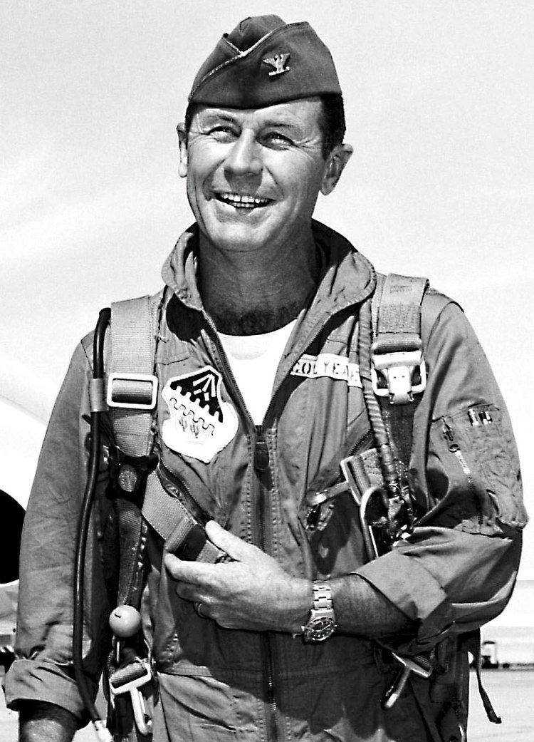Chuck Yeager Rolex Encyclopedia Chuck Yeager no flight without a Rolex