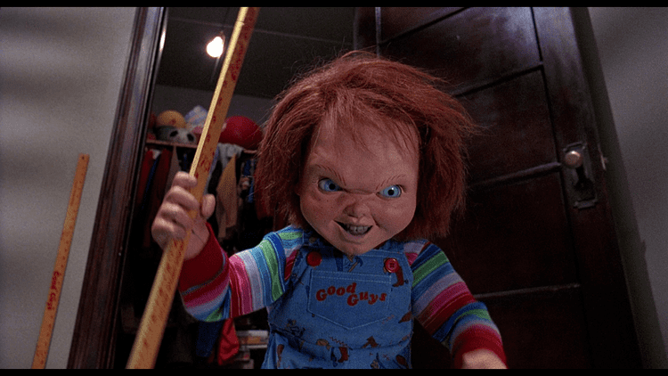 Chucky (Child's Play) Ten Most Inventive Child39s Play Kills Wicked Horror