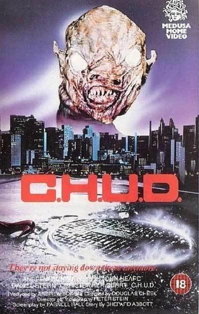 C.H.U.D. Film Review CHUD 1984 HNN