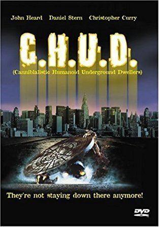 C.H.U.D. Amazoncom CHUD John Heard Daniel Stern Christopher Curry