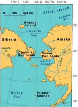 Chukchi Peninsula Chukchi Peninsula Wikipedia