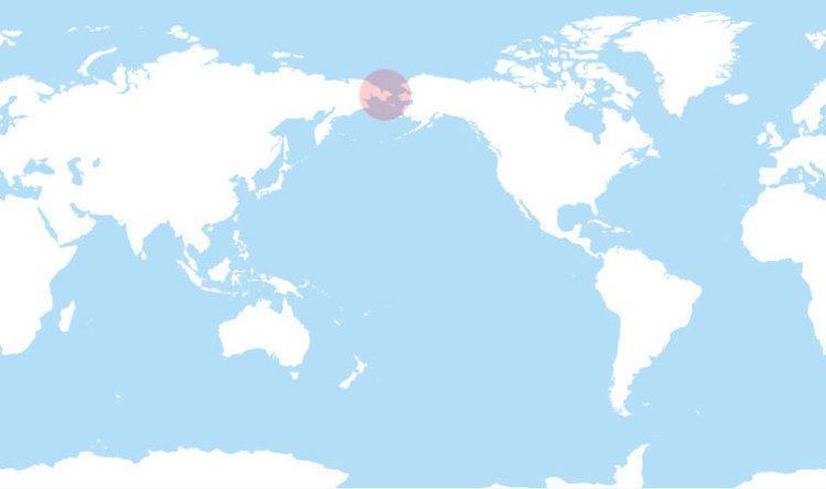 Chukchi Peninsula Chukchi Peninsula maps