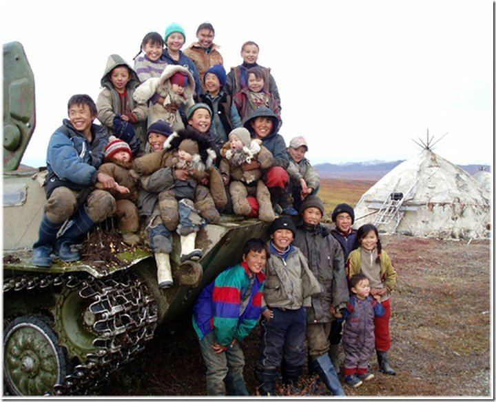 Chukchi people The Chukchi people of the Chukchi Sea the nation of reindeer
