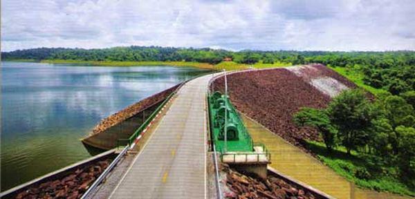 Chulabhorn Dam wwwthailandtriptourcomchaiyaphumwpcontentupl