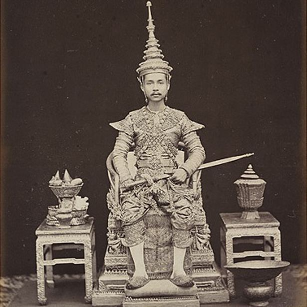 Chulalongkorn A Day to Remember Chulalongkorn King of Siam The Atlantic