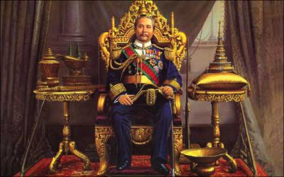 Chulalongkorn Celebrate King Chulalongkorn Day