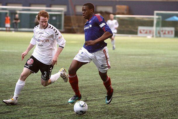 Chuma Anene Spillertrd 27 Chuma Anene Norsk fotball Diskusjonno