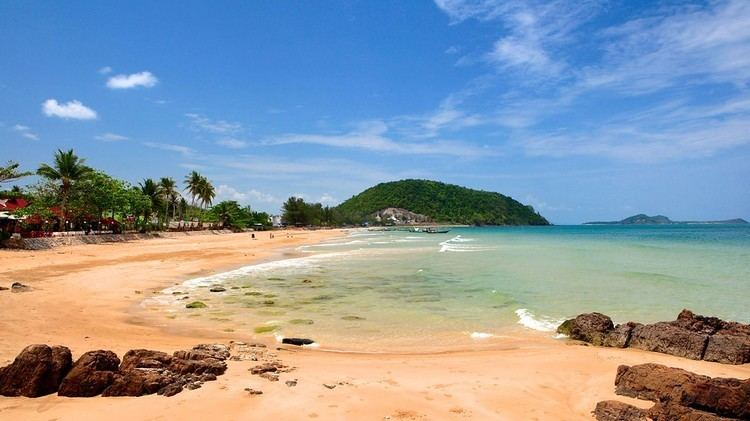 Chumphon Province Beautiful Landscapes of Chumphon Province