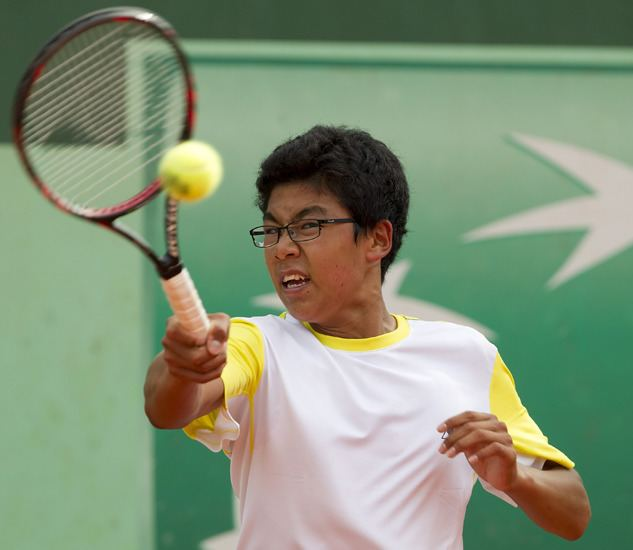 Chung Hyeon ITF Tennis Pro Circuit Player Profile CHUNG Hyeon KOR