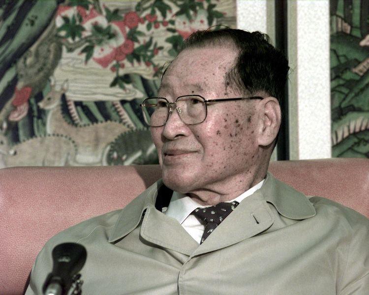 Chung Ju-yung Chung Juyung Wikipedia the free encyclopedia