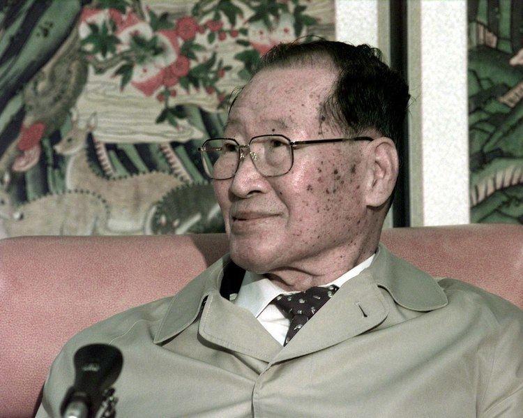 Chung Ju-yung Chung Juyung Wikipedia