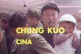 Chung Kuo, Cina Chung Kuo Cina Wikipedia