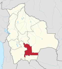 Chuquisaca Department Wikipedia