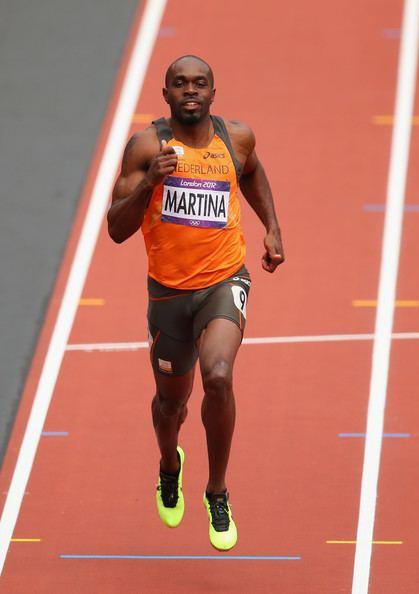 Churandy Martina Churandy Martina Pictures Olympics Day 11 Athletics