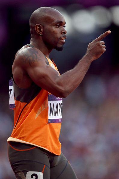 Churandy Martina Churandy Martina Pictures Olympics Day 9 Athletics