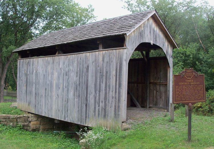 Church Hill Road Covered Bridge