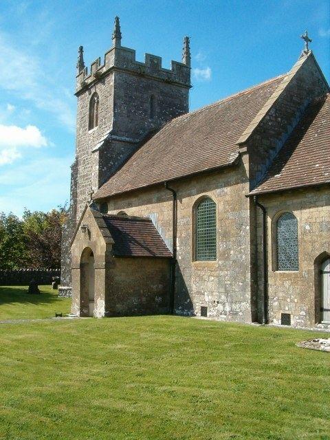 Church Of All Saints, Downhead