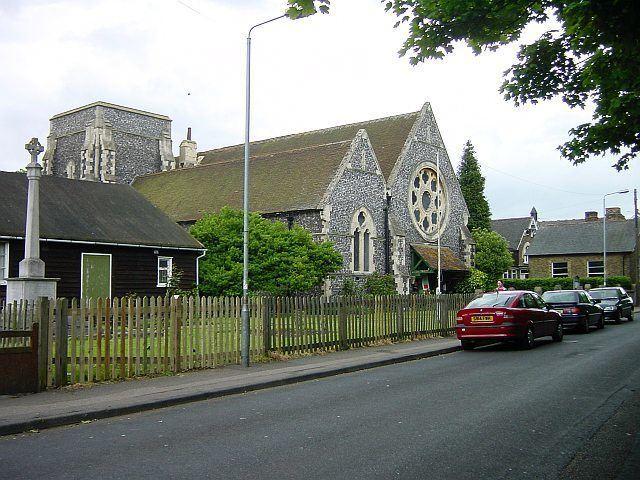 Church of All Saints, Murston