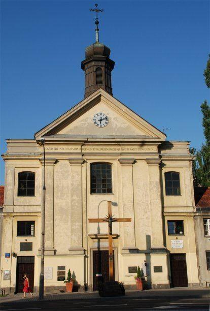 Church of John of God, Warsaw