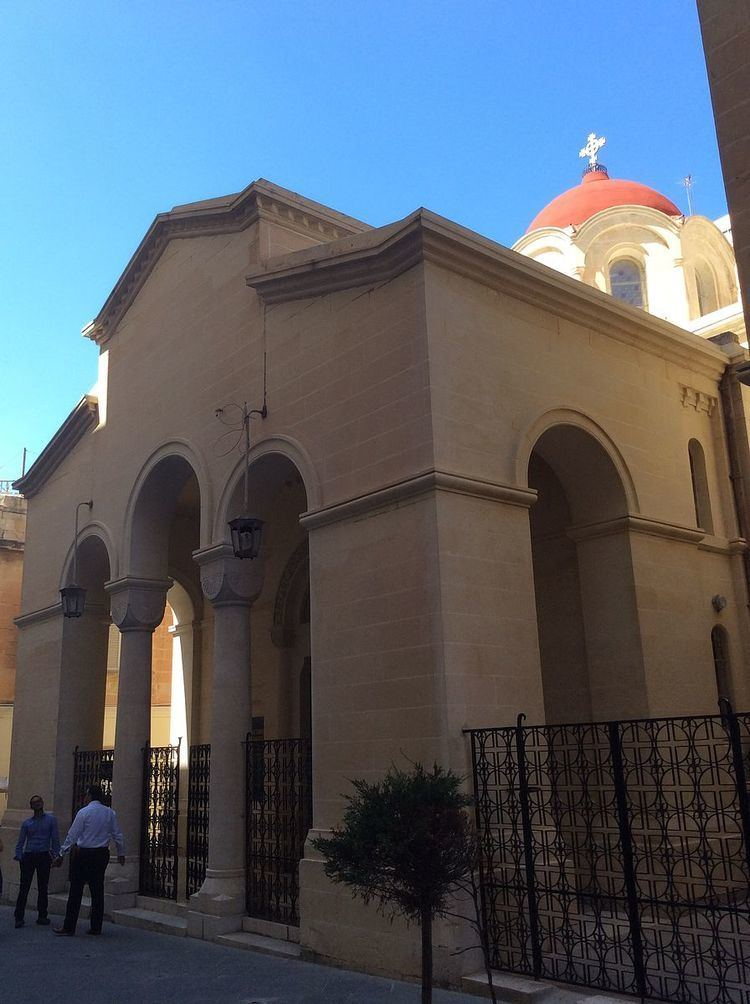 Church of Our Lady of Damascus, Valletta