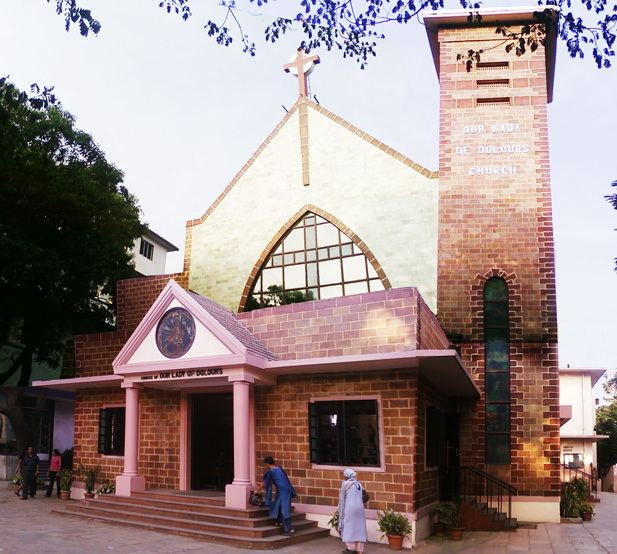 Church of Our Lady of Dolours, Wadala