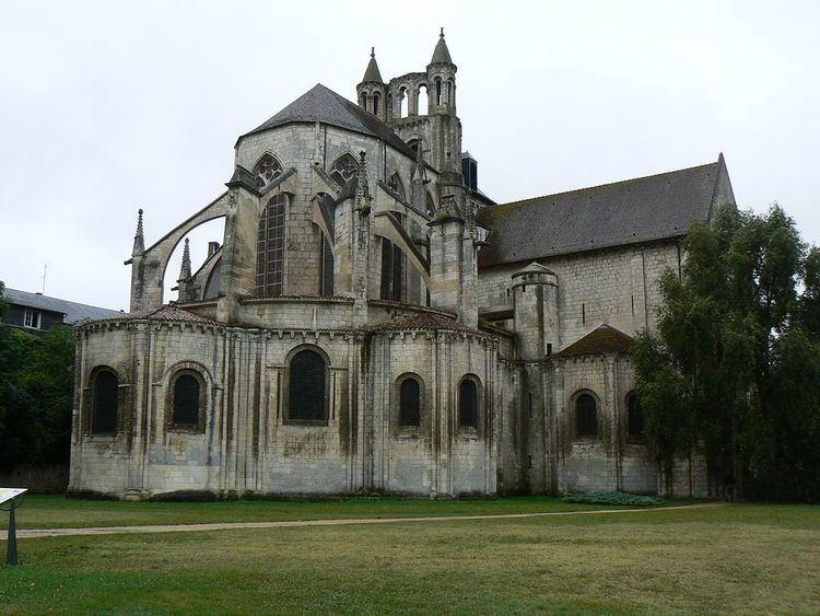 Church of Saint-Jean de Montierneuf