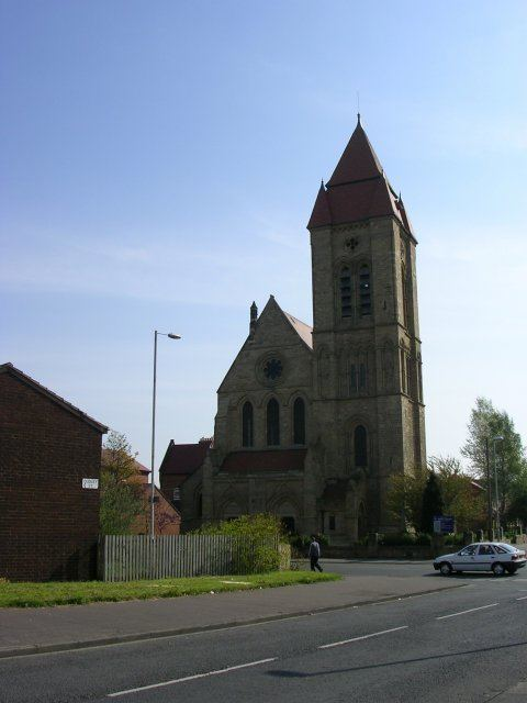 Church of St John the Evangelist, Cheetham Hill
