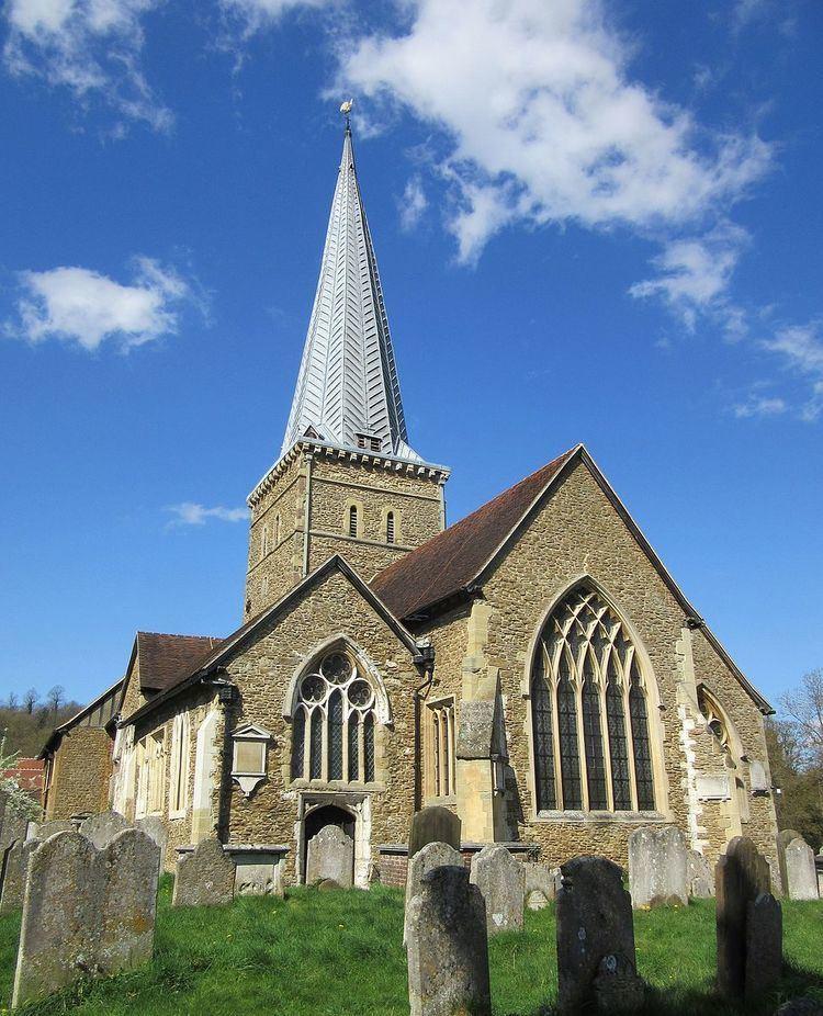 Church of St Peter & St Paul, Godalming