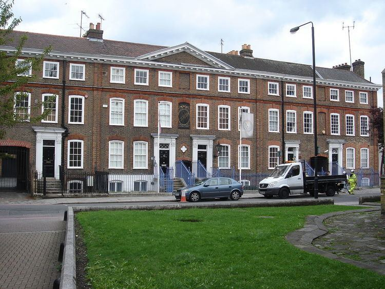 Church Row, Wandsworth