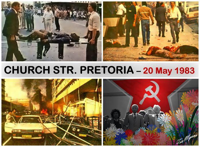 Church Street bombing May we never forget TIA MYSOA