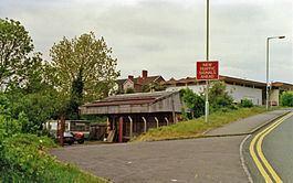 Church Village Halt railway station httpsuploadwikimediaorgwikipediacommonsthu