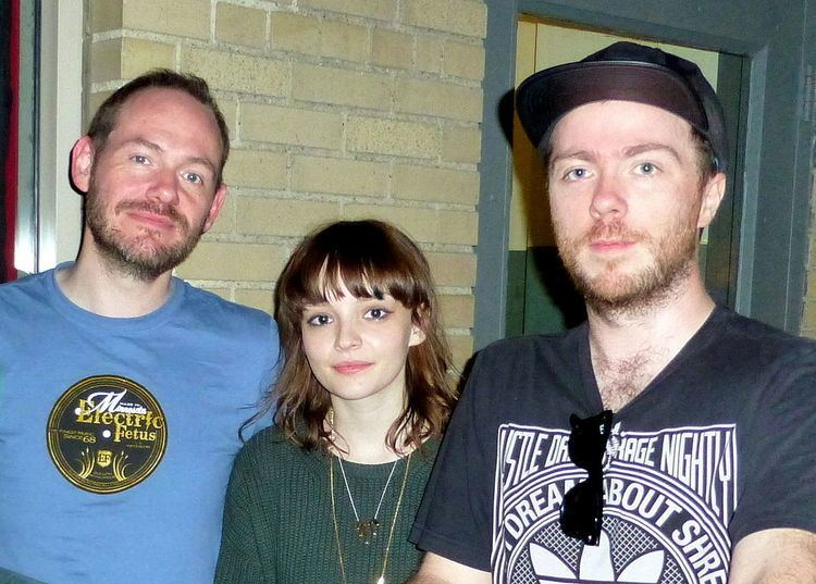 Chvrches discography