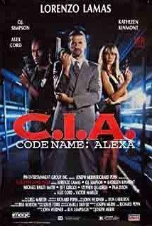 CIA Code Name: Alexa movie poster